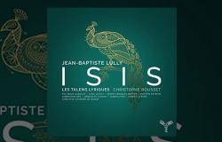 Advanced and Enchanting - Jeanne-Baptiste Lully's 'Isis' on CD