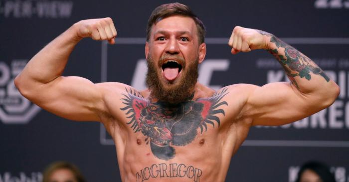 Rising UFC Star Calls Conor McGregor 'Mentally Unstable,' Promises to Put Him in a Wheelchair