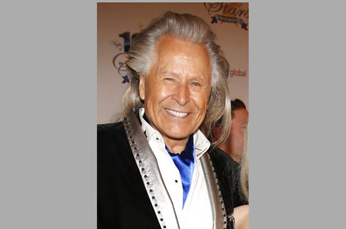 Peter Nygard attends the 24th Night of 100 Stars Oscars Viewing Gala at The Beverly Hills Hotel. (2014)