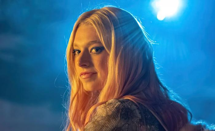 "Hunter Schafer on ""Euphoria"""