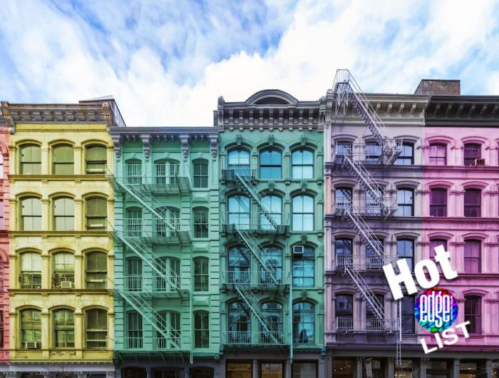 NYC Celebrates LGBTQ History Month with a Curated Collection of Historic Sites