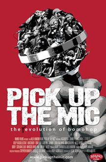 Pick Up The Mic - The Revolution Of Homohop