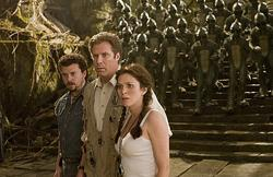 A 'Routine Expedition' into an ill-advised remake: Danny McBride, Anna Friel, and Will Ferrell star