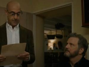 Watch: Colin Firth, Stanley Tucci as Gay Couple in 'Supernova'