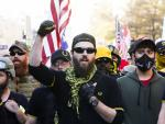 While Marching in DC, Proud Boys Trolled by Gays, Cats and Pancake Lovers on Twitter