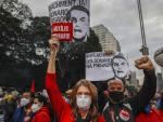As Brazil Tops 500,000 Deaths, Protests Against President