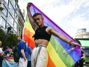 Thousands March in Hungary Pride Parade to Oppose LGBTQ Law